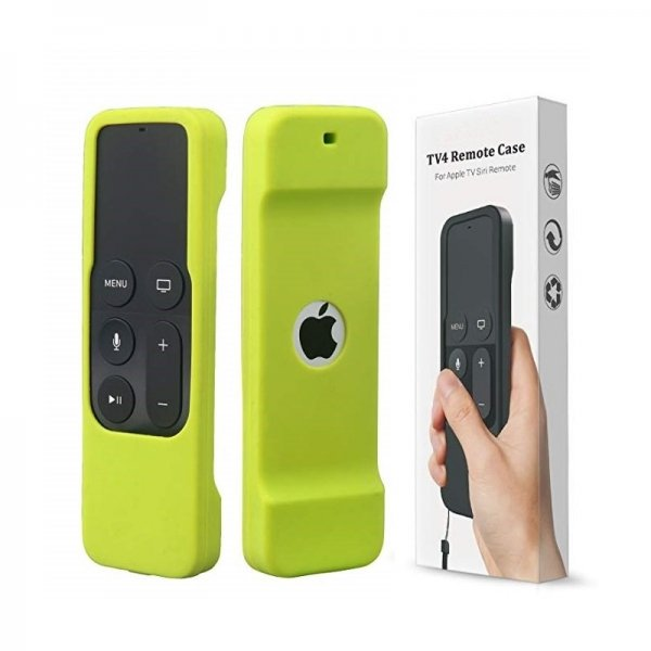 Apple TV Remote Cover Green